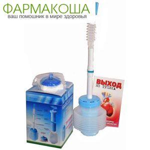 Апарат дихальний самоздрав (тренажер фізкультурний імітатор - капнікатор)