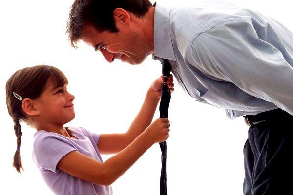 Що повинен знати тато про виховання доньки