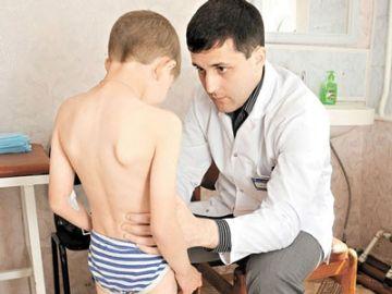 Діагностика проводиться у дитячого уролога
