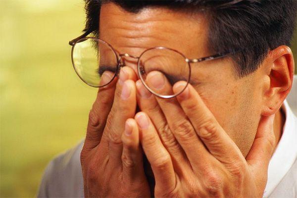 Що таке синдром сухого ока