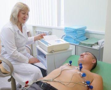 Діагностика гіпертрофії лівого шлуночка серця на екг