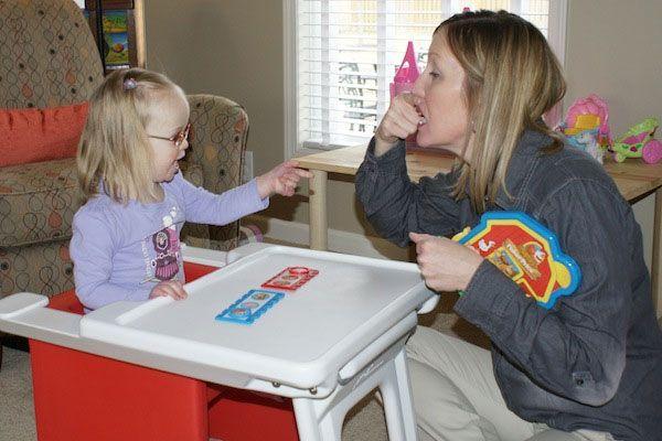 Як навчити дитину говорити букву р?