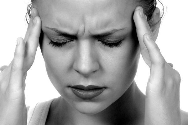Як вилікувати головний біль народними засобами.