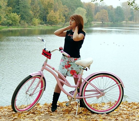 Користь для здоров`я їзди на велосипеді