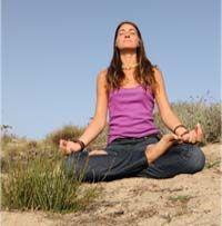 Користь від йоги: йога - кращий засіб зняти стрес