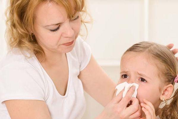 Синусит у дітей. Симптоми і лікування